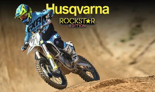RIDING THE 2020 1/2 HUSQVARNA FC450 ROCKSTAR EDITION