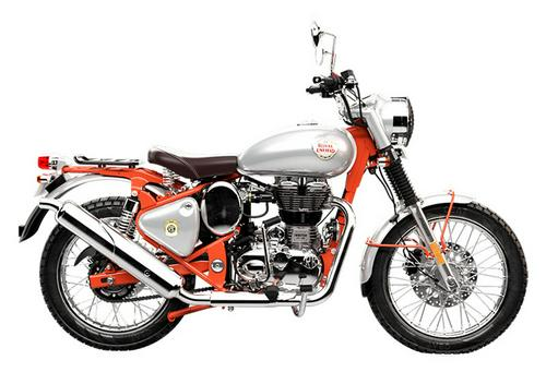 2020 Royal Enfield Bullet Trials Works Replica 500 Limited Edition
