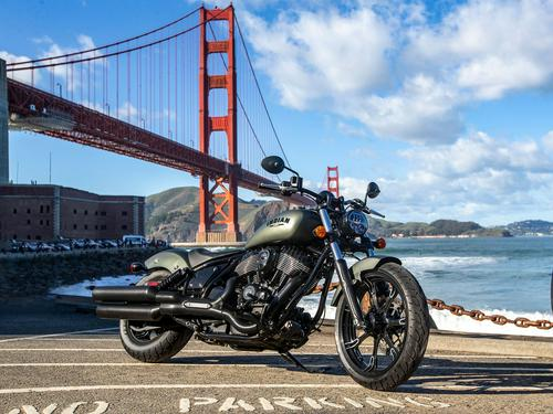 2022 Indian Chief Dark Horse First Ride Review