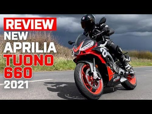 Aprilia Tuono 660 Review 2021   Is This The Best Naked Middleweight Motorcycle of 2021   Visordown