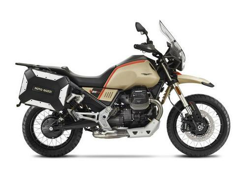 2021 Moto Guzzi V85 TT First Look Preview