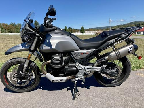 2020 Moto Guzzi V85 TT: MD Ride Review (Bike Reports) (News)