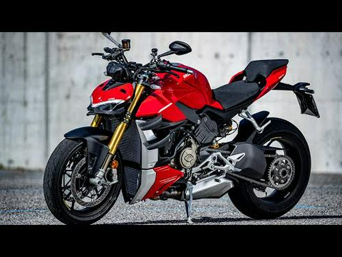 2020 Ducati Streetfighter V4 S Review | MC Commute