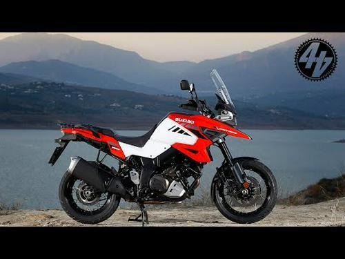 2020 Suzuki V-Strom 1050 Review