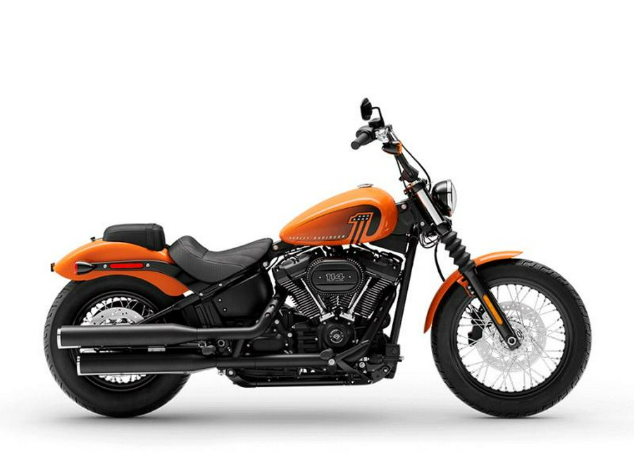 2021 Harley-Davidson® FXBBS - Street Bob® 114