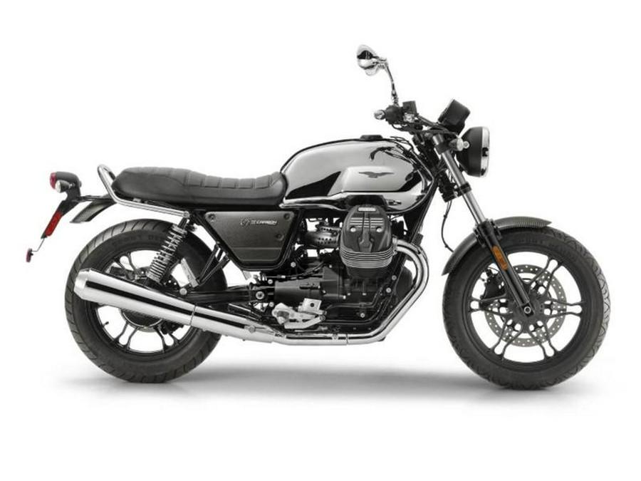 2018 Moto Guzzi V7 III Carbon Shine
