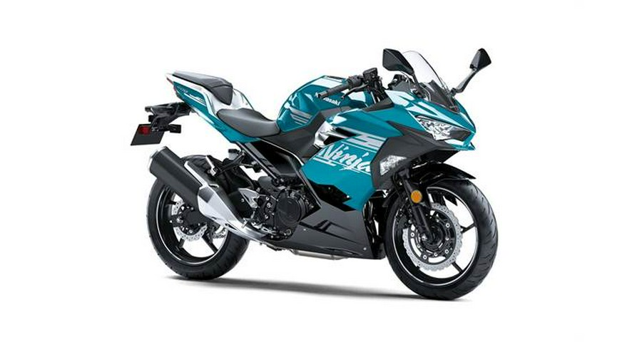 2021 Kawasaki NINJA 400 SE