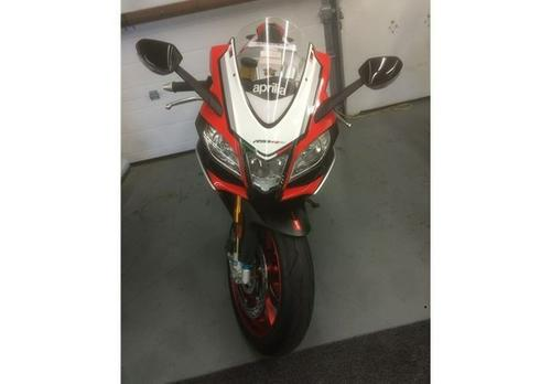 2016 Aprilia RSV4 RF Sportbike