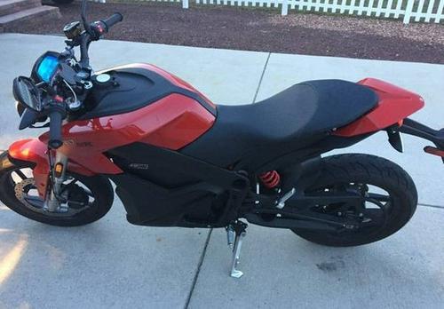 2015 Zero SR ZF125 Sportbike