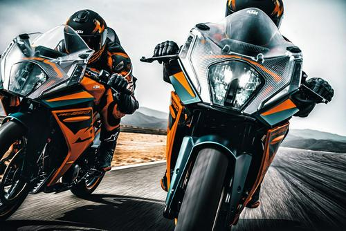 2022 KTM RC 390 First Look Preview