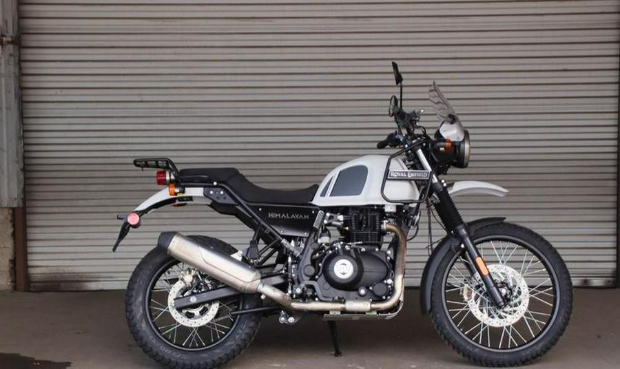 2021 Royal Enfield Himalayan Snow White