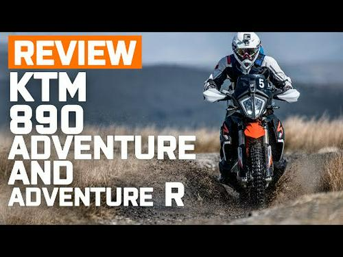 KTM 890 Adventure and KTM 890 Adventure R review 2021 | On and Off-Road Review