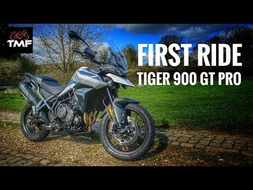 2020 Triumph Tiger 900 GT Pro Review | First Impressions