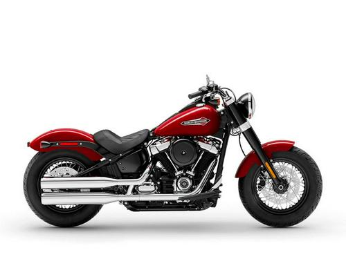 2021 Harley-Davidson Softail Slim MC Commute Review