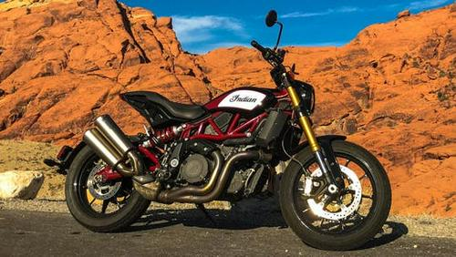 2020 Indian FTR1200 S Review: A Flat-Track Star Shines On (and Off) the Road