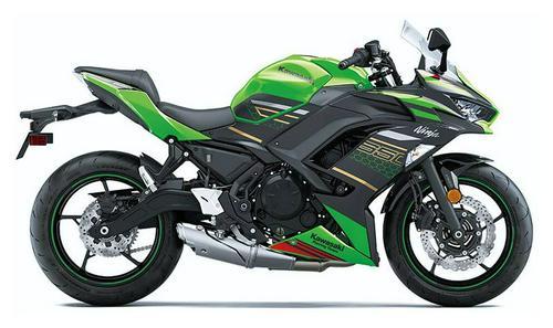 Video: Watch the 2020 Kawasaki Ninja 650 First Ride...