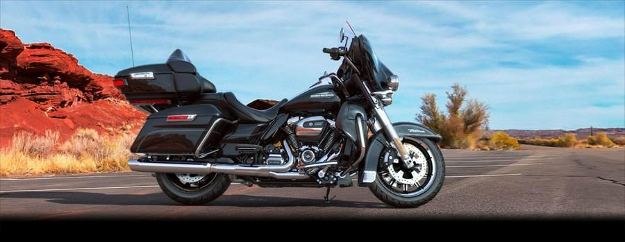 2018 Harley-Davidson® Electra Glide® Ultra Classic® Black