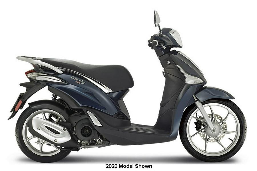 2021 Piaggio Liberty 150
