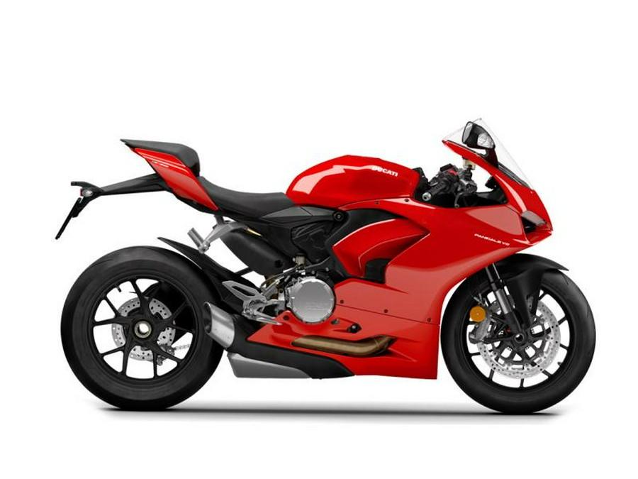 2021 Ducati Panigale V2 Ducati Red