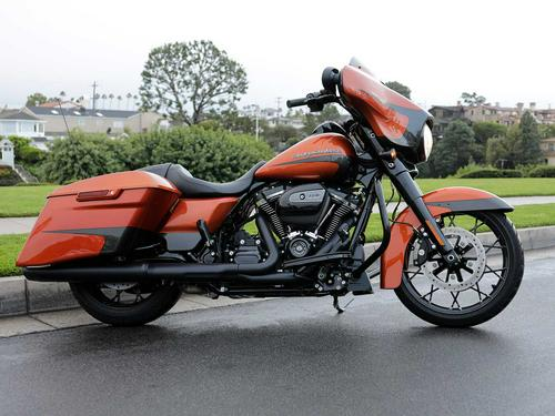 2020 Harley-Davidson Street Glide Special Review MC Commute