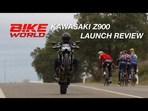2020 Kawasaki Z900 Launch Review