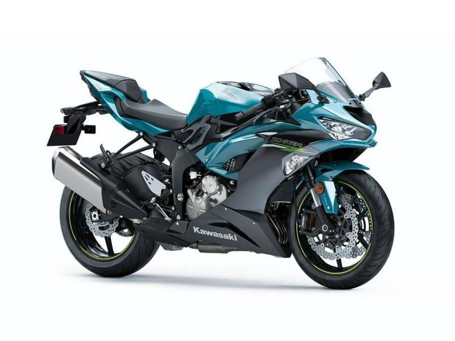 2021 Kawasaki Ninja® ZX™-6R