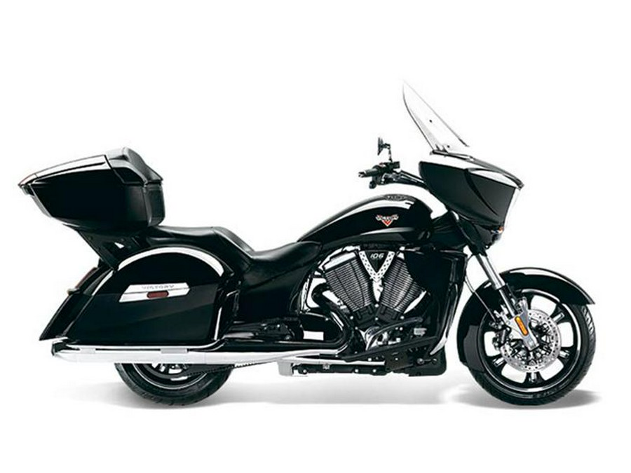 2014 Victory Motorcycles® Cross Country Tour® Gloss Black