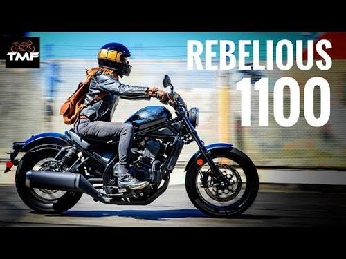 REVEALED! 2021 Honda CMX1100 Rebel | First Look Review