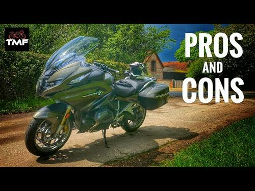 2021 BMW R1250 RT Lessons Learned Review | The Pros and cons