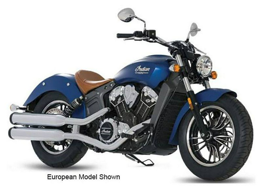 2018 Indian Scout® ABS Icon Series