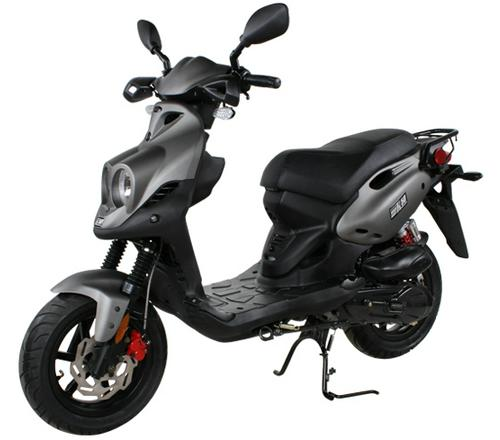 2020 Genuine Scooters Roughhouse 50 Sport