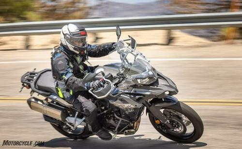 2021 Benelli TRK 502 X Review – First Ride