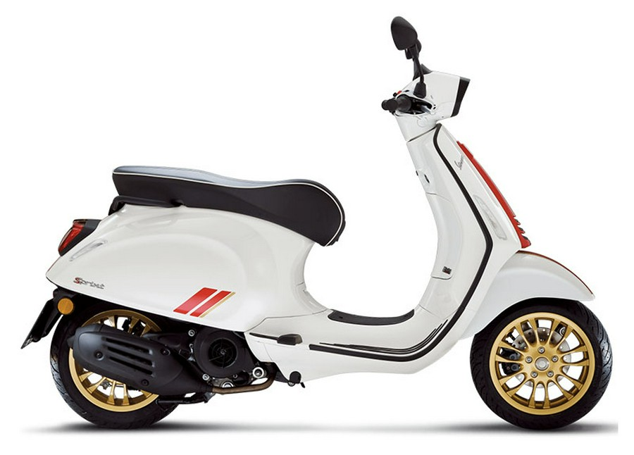 2022 Vespa Sprint Racing Sixties 50