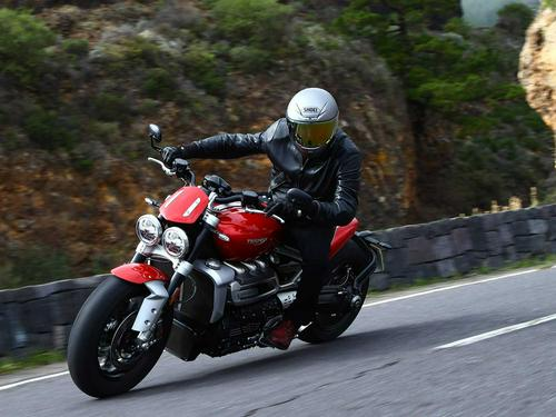 2020 Triumph Rocket 3 R And 3 GT Review First Ride