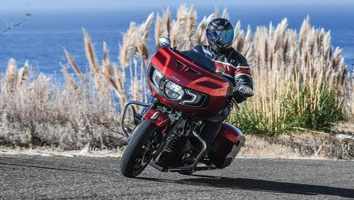 2020 Indian Challenger Ride Review