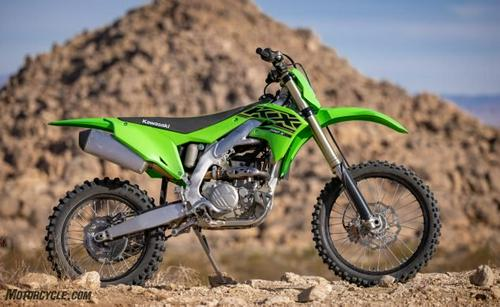 2021 Kawasaki KX250X Review