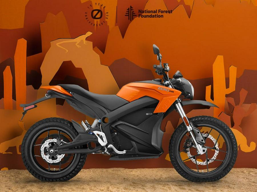 2021 Zero Motorcycles DSR ZF14.4 15th Anniversary