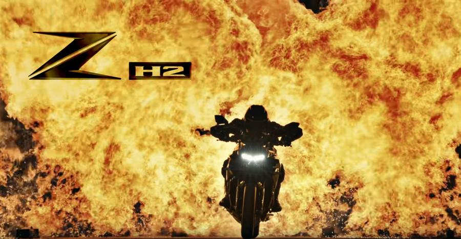 Kawasaki Z H2 - The Video