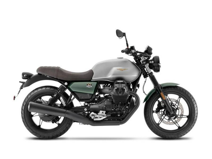 2021 Moto Guzzi V7 Stone Centenario E5