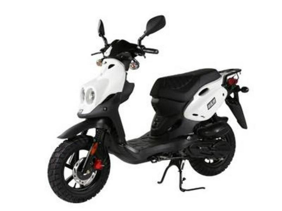2022 Genuine Scooter Co Roughhouse 50