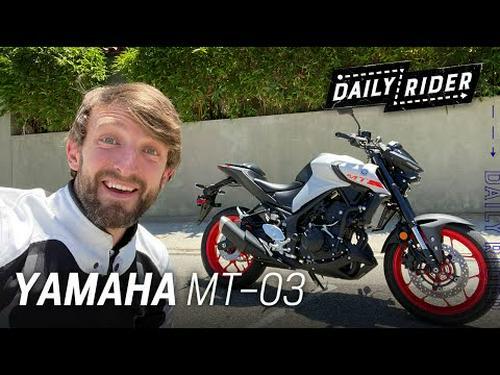 2020 Yamaha MT-03 Review | Daily Rider