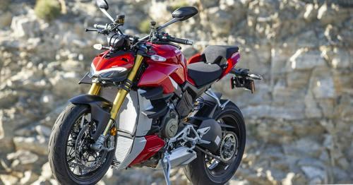 2020 Ducati Streetfighter V4 S First Ride Review https://t.co/D35de7SrLV...