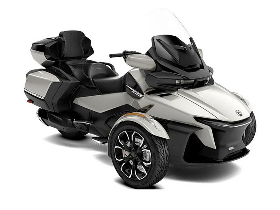 2021 Can-Am® Spyder® RT Limited Chrome
