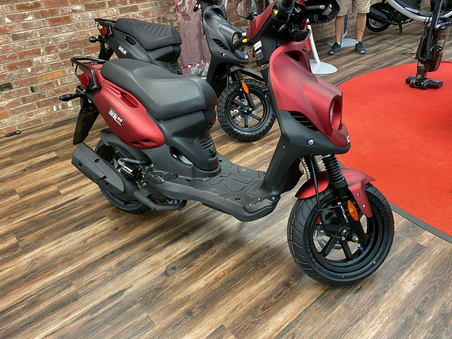 2021 Genuine Scooters Roughhouse 50 Sport
