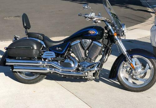 2005 Victory Ness Kingpin Cruiser