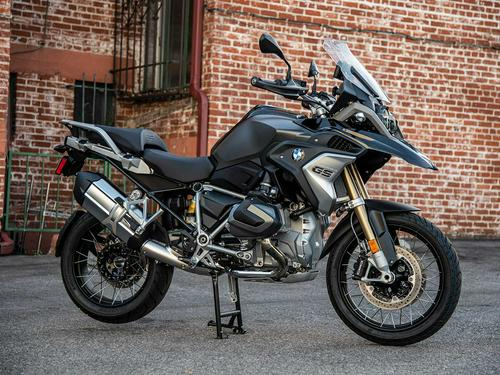 2020 BMW R 1250 GS Urban And City Review