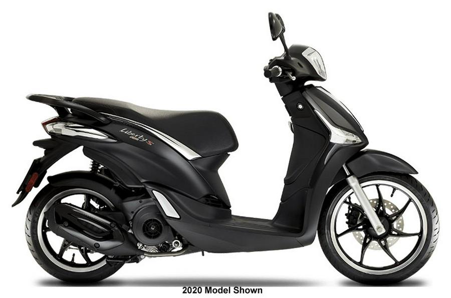 2021 Piaggio Liberty S 150