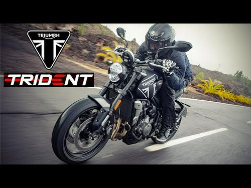 2021 Triumph Trident 660 Review | First Ride