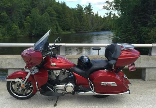 2012 Victory Cross Country Tour Touring