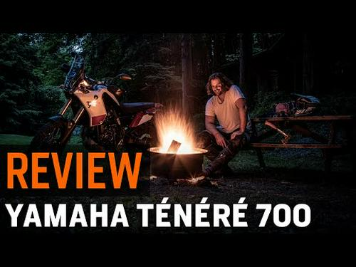 2021 Yamaha Ténéré 700 Review